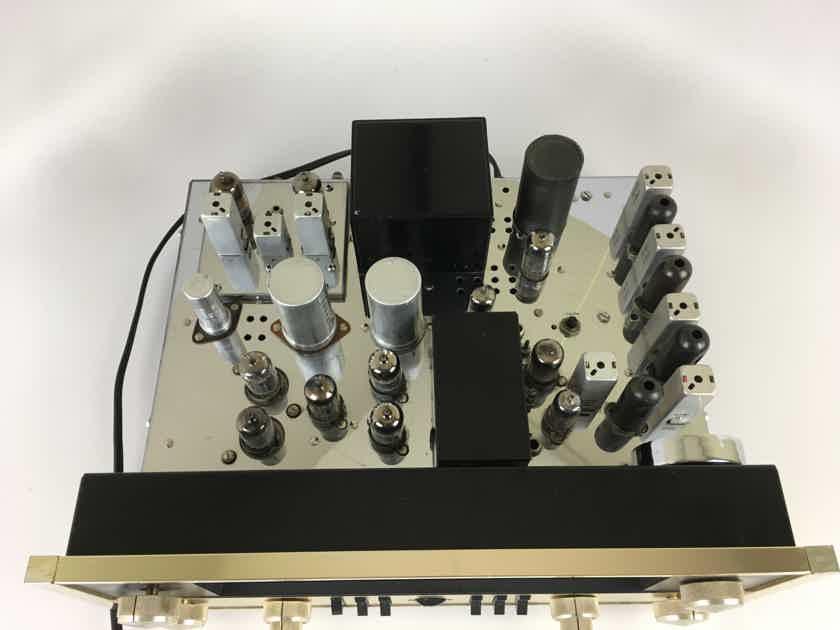 McIntosh MX-110 All Tube Preamp Tuner, Classic Collectors Piece