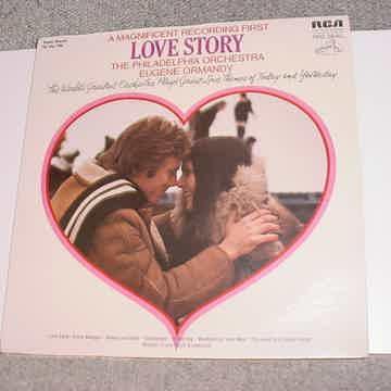 Love Story  RCA RED SEAL LSC-3210 Dynaflex