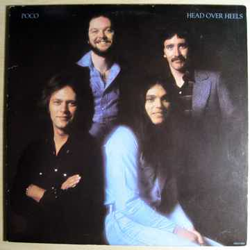 Poco - Head Over Heels - 1975 ABC Records ABCD-890
