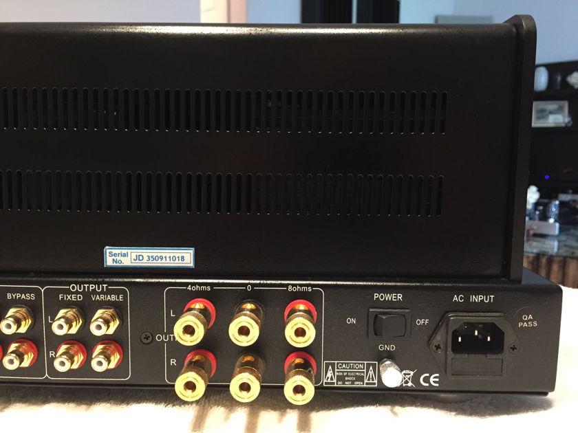 Jolida JD 302CRC Jolida JD 302CRC 50 watts per channel integrated amplifier