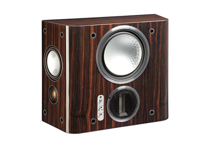 Monitor Audio GOLD FX Surround Speakers (4G - Discontinued): NEW-in-Box; 5 Yr. Warranty*; 40% Off