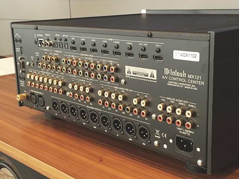 McIntosh MX-121 Trade-In Unit in great Condition