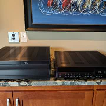 VTL TL7.5 Series III Reference Preamplifier with the la...