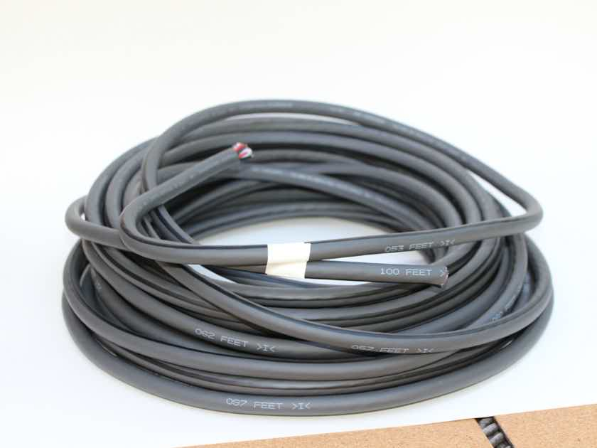 AudioQuest Type 8 Speaker Cable, 48 ft, NEW