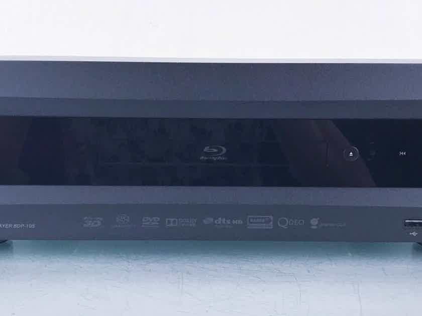 Oppo BDP-105 Universal Blu-Ray Player BDP105; Remote (15189)