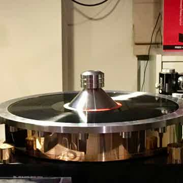 Wayne's Audio  Turntable Periphery Stabilizing Outer Ri...