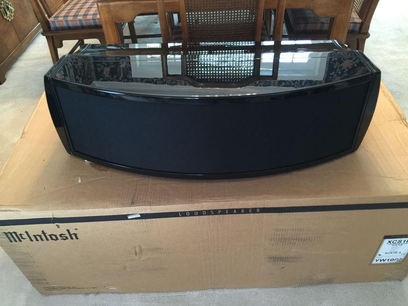 McIntosh XCS-1k Center Chanel Speaker