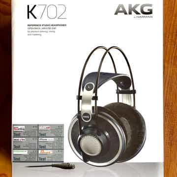 AKG Acoustics K702