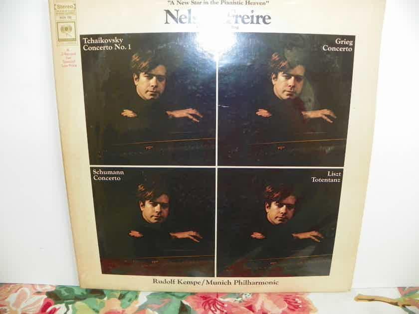 NELSON FREIRE - NELSON FREIRE RUDOLF KEMPE/MUNICH PHILHARMONIC