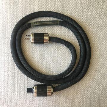 """Crystal"" power cord 1.5m"