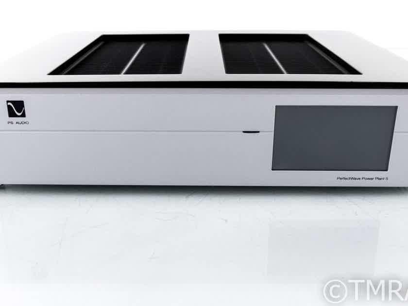 PS Audio PerfectWave Power Plant 5 Regenerator; P5; AC Line Conditioner (21714)