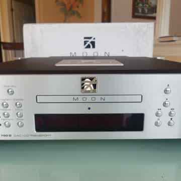 Simaudio MOON 750D CD Player / DAC - REDUCED ACCEPTING ...