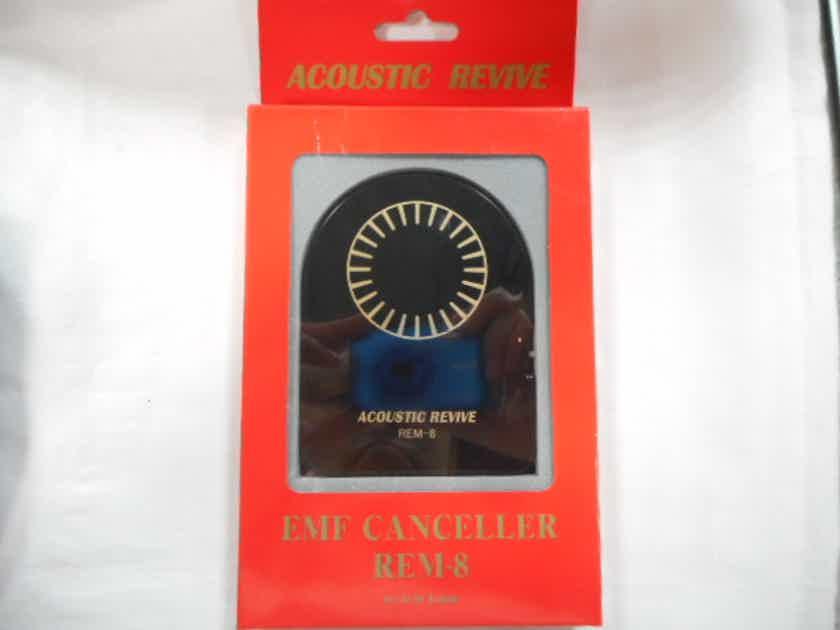 Acoustic Revive ■ REM-8 (3 units as 1 set) ■ EMF Canceller