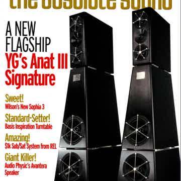 YG Acoustics Anat III Studio Signature - Sonja 1.2 Upgr...