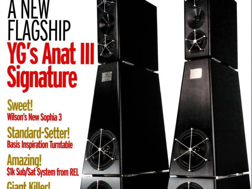 YG Acoustics Anat III Studio Signature - With Sonja Upgrade