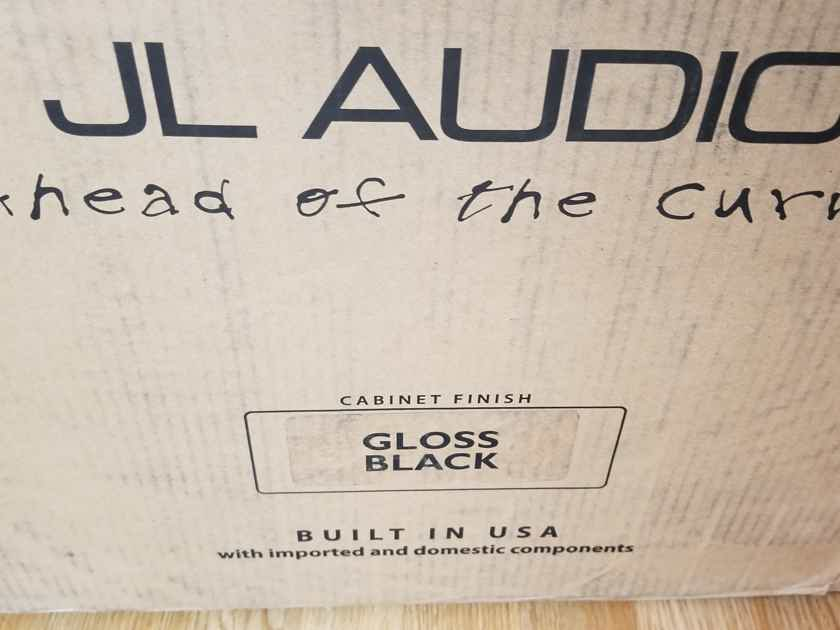 JL Audio Dominion D110 Gloss **** Brand new in the box****
