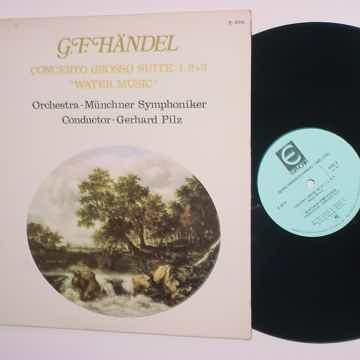Georg Friedrich Handel concerto Grosso water music