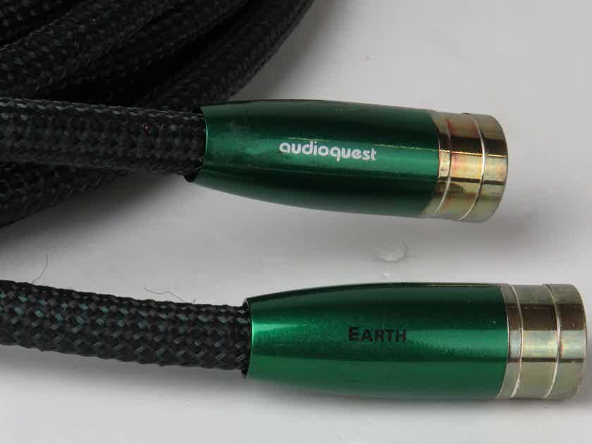 Audioquest  Earth Interconnects, 4.5m, XLR