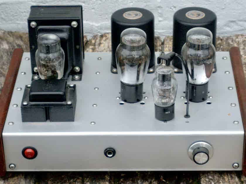 Abraxas Audio single ended 47 tube amplifier - SET amp like 45 or 2A3