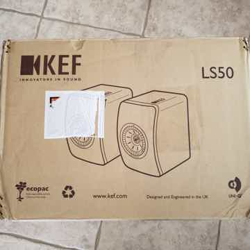 KEF LS50