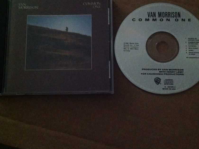 Van Morrison - Common One Warner Brothers Records Compact Disc