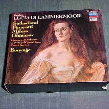 Donizetti Lucia Di Lammermoor 3 cd set