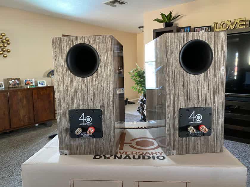 Dynaudio Special 40 - Grey Birch - MINT, W/Box!