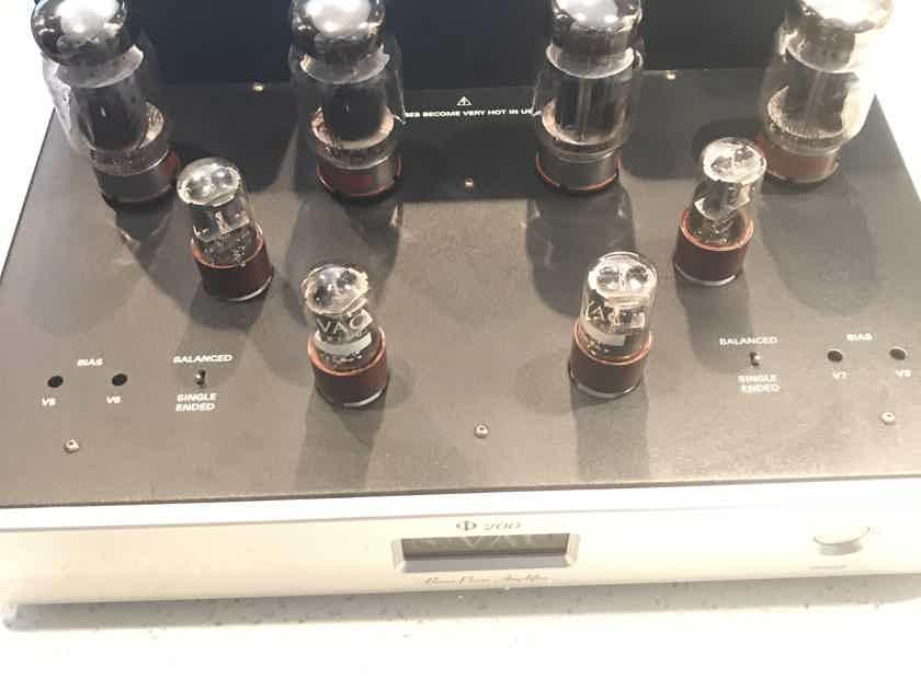 Valve Amplification Company PHI-200 VAC Tube Stereo Amp
