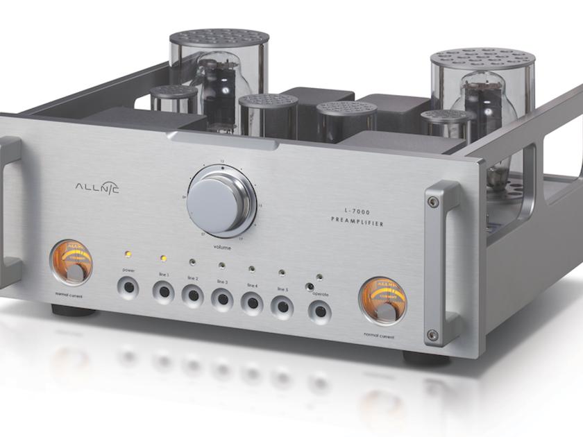 Allnic Audio L-7000 'se' Line Stage Preamplifier