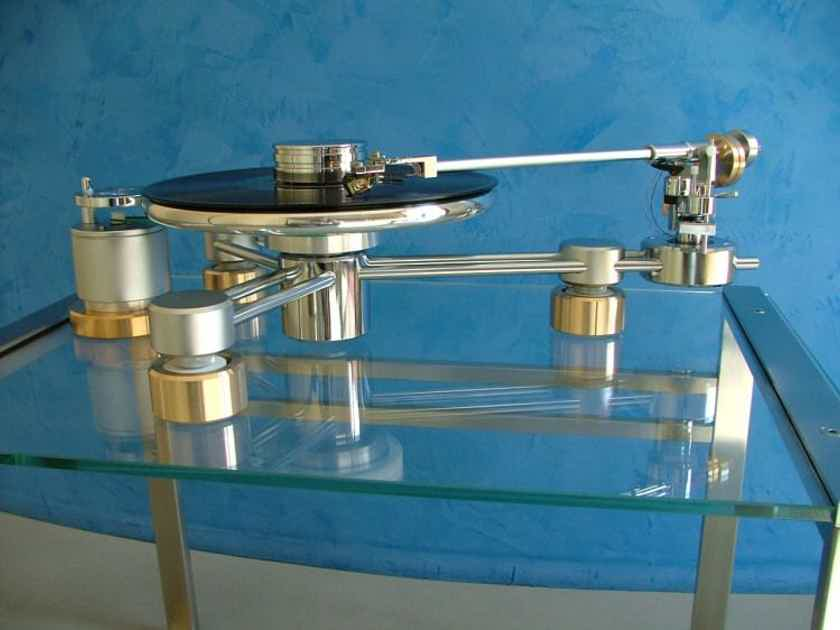 Klimo Labor  Beorde turntable 75% off retail.