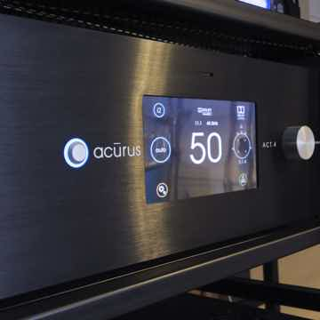 Acurus ACT4  20 channel immersive HD audio pre-amp proc...