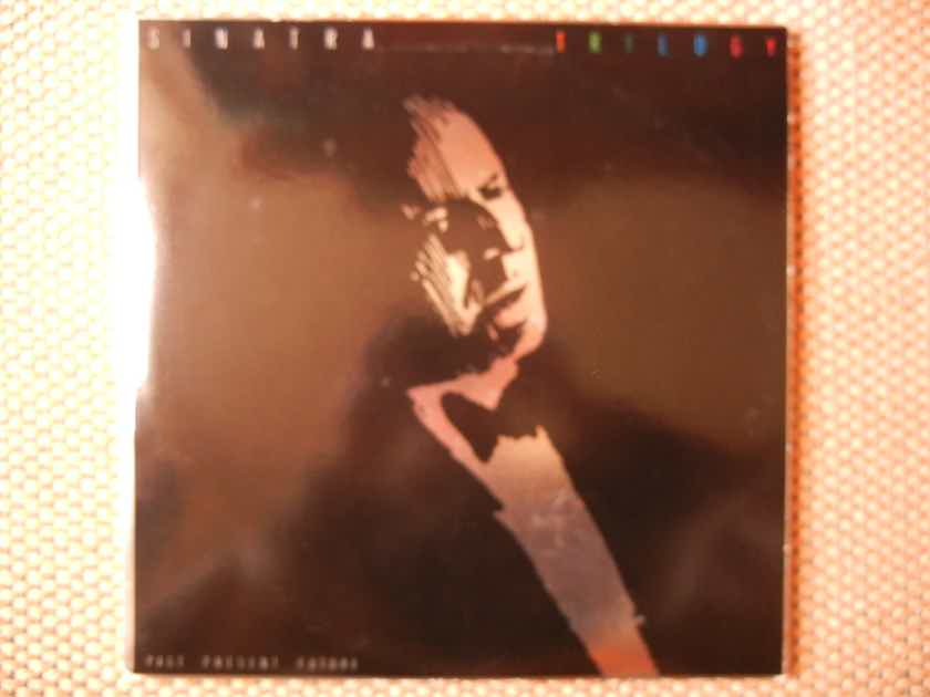 Frank Sinatra - Trilogy-Past Present Future Rerise Records 3FS-2300 (3 LP's) Stereo