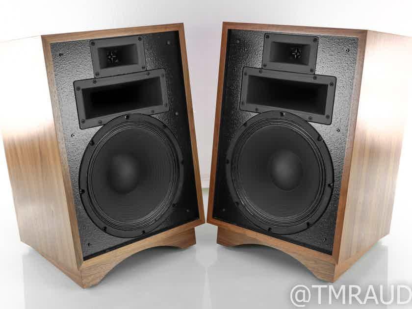 Klipsch Heresy III Floorstanding Speakers; Walnut Pair; Heritage Series; SRB (28869)