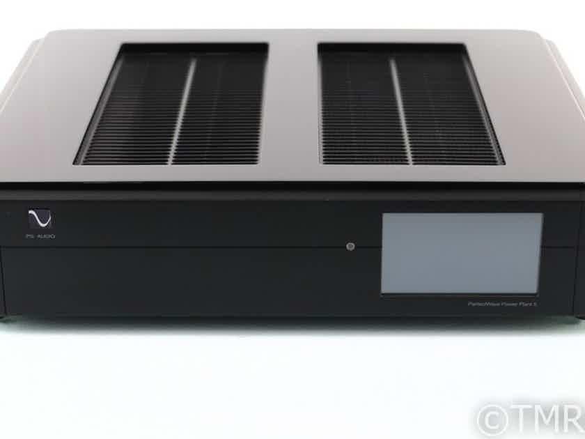 PS Audio PerfectWave Power Plant 5 Power Regenerator; AC Line Conditioner; P5 (28432)