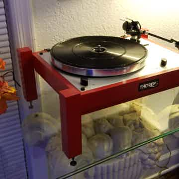 THORENS TD 166 MKII LIMITED HIGH END TURNTABLE SIMPLY A...