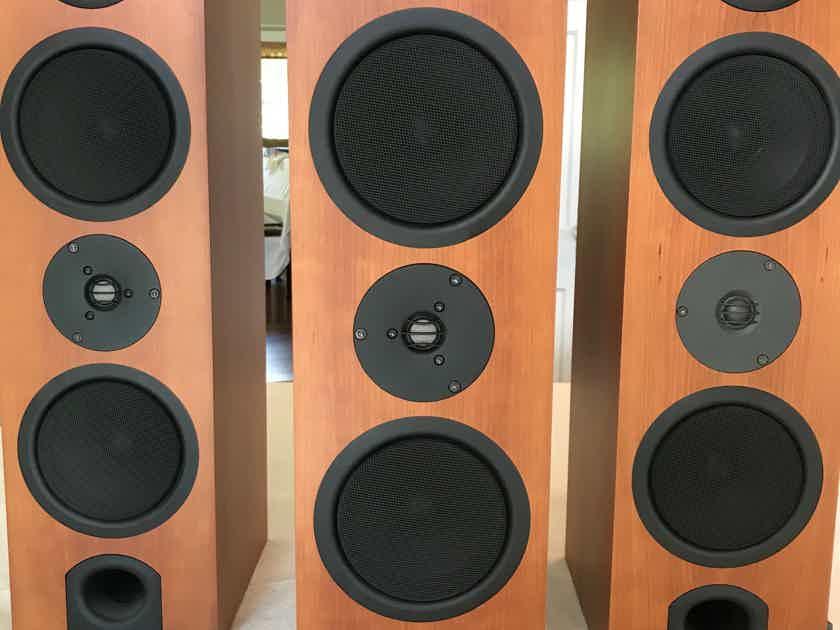 Linn AV-5120 Front & Center Speakers