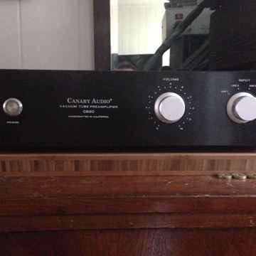 Canary Audio CA-608