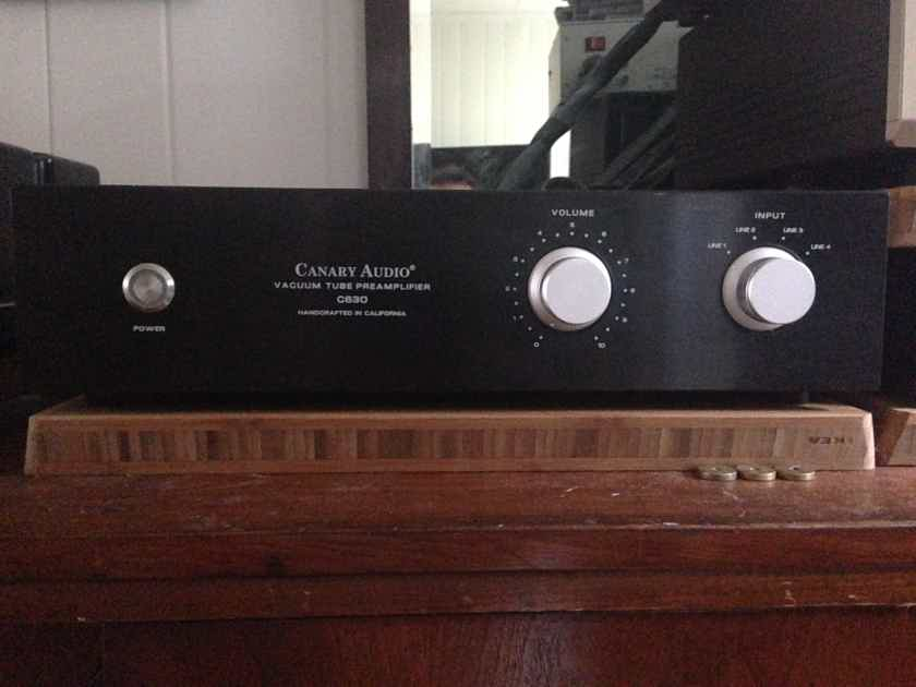 Canary Audio CA-608 This is the 630 not the 608