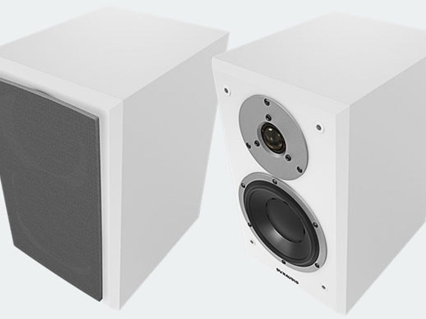 Dynaudio Emit 10 Speakers pair in White