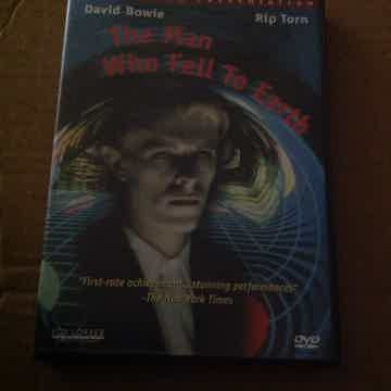 David Bowie - The Man Who Fell To Earth Region 1 Dvd