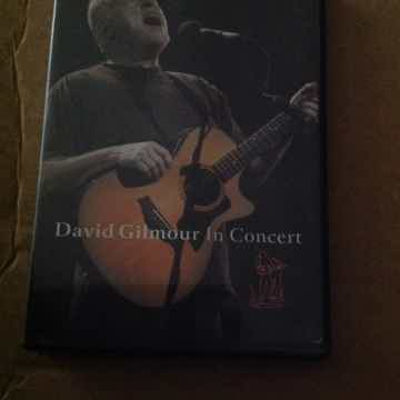 David Gilmour(Pink Floyd) - In Concert Region 1 DVD