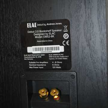 Elac Debut 5.0 Home Theater System