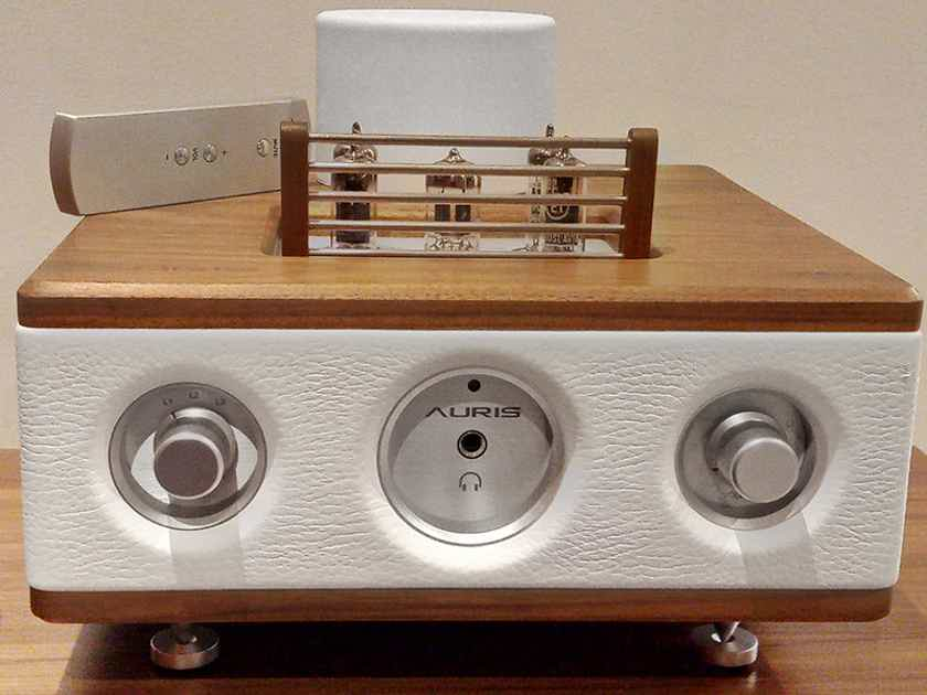 AURIS Audio HA2 SE Headphone Amplifier (White): NEW-In-Box; Full Warranty; 52% Off