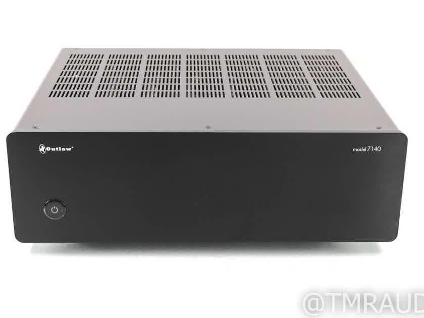 Outlaw Audio Model 7140 7 Channel Power Amplifier (28609)