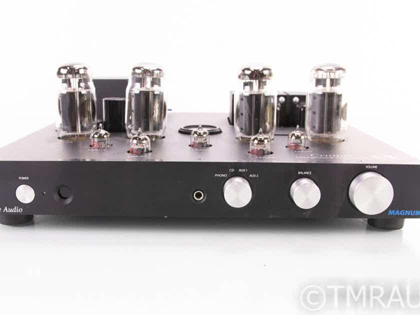 Rogue Audio Cronus Magnum II Stereo Tube Integrated Amplifier; Magnum 2; Remote (19121)