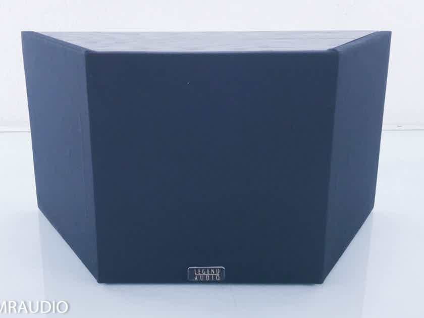Legend Audio BP-500 Surround Speakers Black Pair (12360)