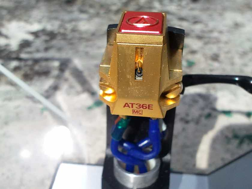 audio-technica  AT36E   NEW !! FREE SHIPPING