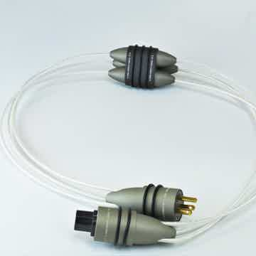 High Fidelity Cables CT-2 Power Cable 1M