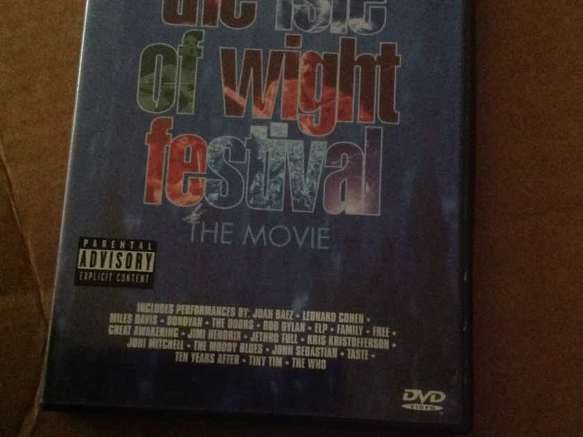 Various - The Isle Of Wight DVD Region 1