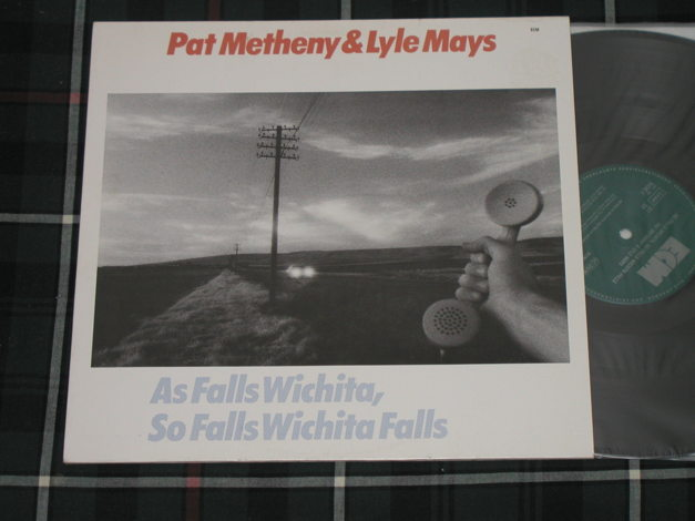 "Pat Metheny/Lyle Mays   ""As Falls Wichita,"